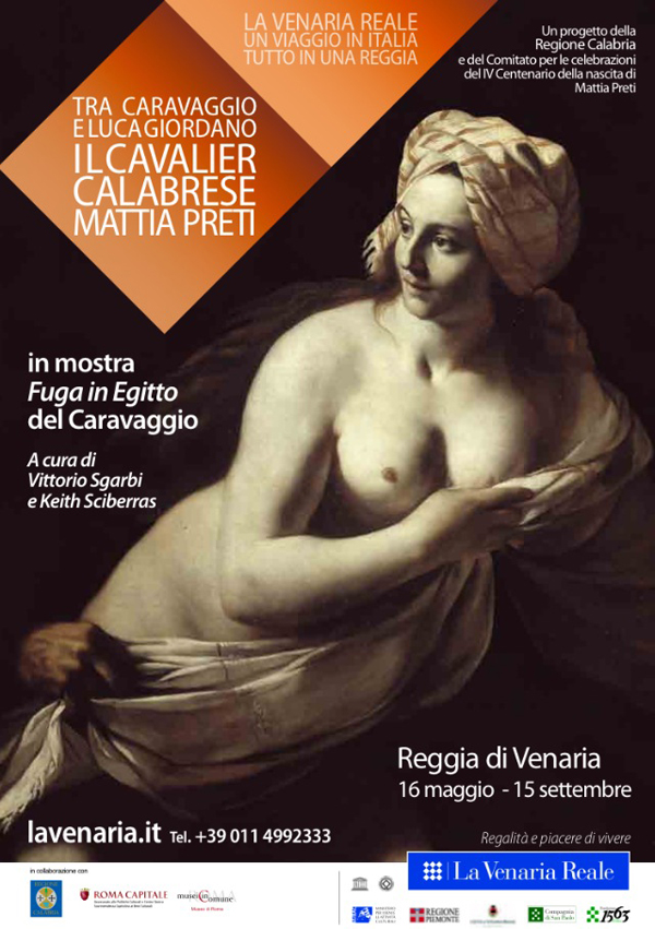 Exhibition at La Venaria