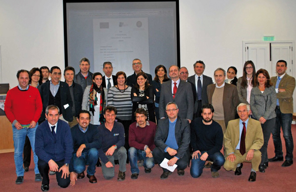 Partners' Meeting for the SIMIT Project