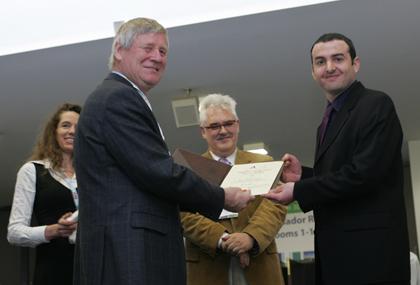 Tonio Sant - Wind Energy Award