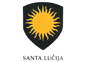 Logo of Santa Luċija local council
