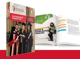 Postgraduate Prospectus 2016
