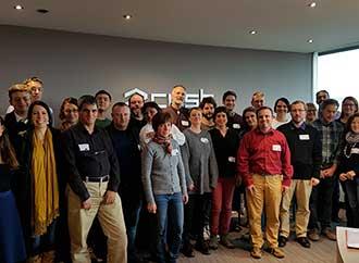 Group photo SAGA meeting