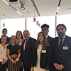 M.A. Conflict Resolution and Mediterranean Security students visit Parliament