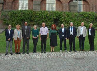 Group photo - members of ESSSR