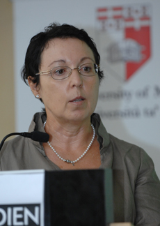 Dr Frances Camilleri-Cassar