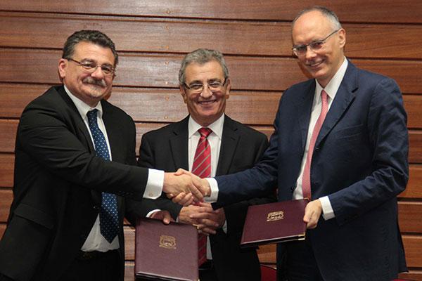 Memorandum ta' Ftehim għal kollaborazzjoni fl-Esperiment ALICE fis-CERN u għal Sħubija Assoċjata tal-Università ta' Malta