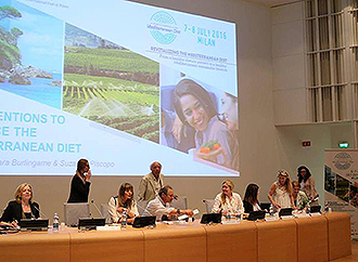 Call for Action to Revitalise the Mediterranean Diet