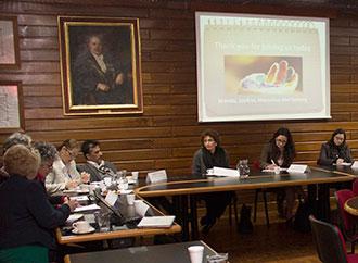 Gender studies meeting