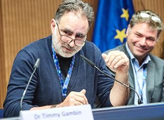 Dr Timmy Gambin - Copernicus workshop