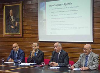 MATSEC Press Conference