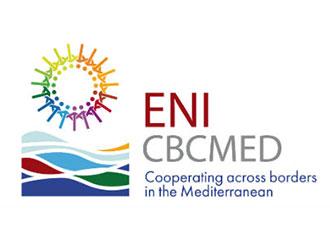 ENI CBC MED logo