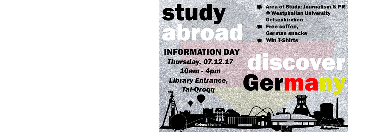 Study Abroad: Discover Germany - Newspoint - University of Malta