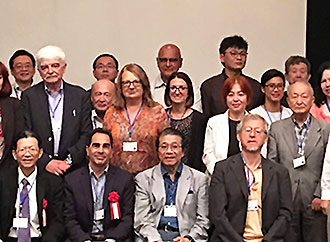 Group photo - Creativity Conference, Japan