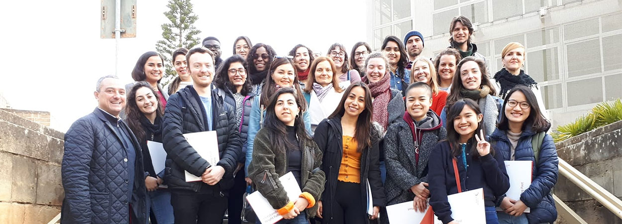 98dc1181918 ... constituting the third cohort of students reading for the Erasmus  Mundus International Master in Adult Education for Social Change, attended a  three-day ...