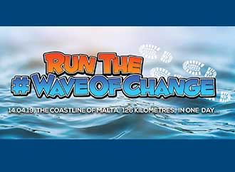 Wave of Change banner