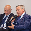 Prof. Alfred Vella – Rector, University of Malta & Dr. Jeffrey Pullicino Orlando – Executive Chairman, Malta Council for Science and Technology