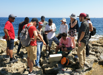 Maltese-German summer school on freshwater resources in the ocean