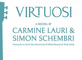 Virtuosi concert poster