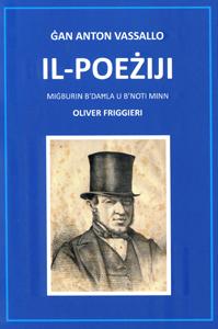 Ġan Anton Vassallo, Il-Poeżiji