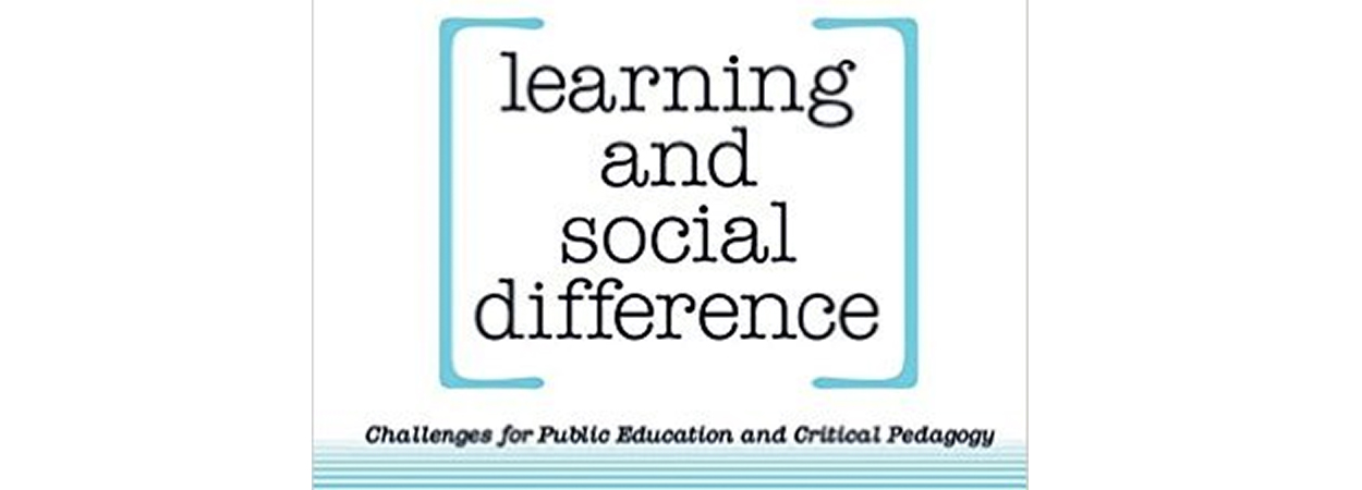 essay on learning and social difference A college essay is an important piece of a college application and an opportunity for students to show an admission committee what makes them a good candidate.