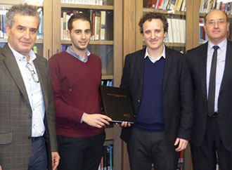 Farsons Malta Prize for best honours History thesis
