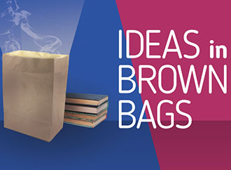 Ideas in brown bags