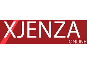 xjenzaonline logo