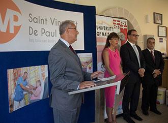 Launch of B.Sc. Nursing (Hons) (Elderly Care)