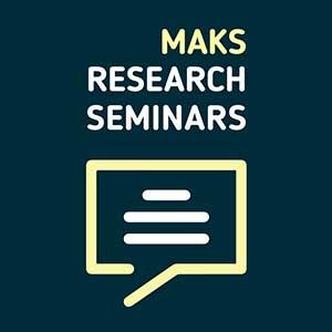 Poster - MaKS Research seminars