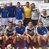 UM football team