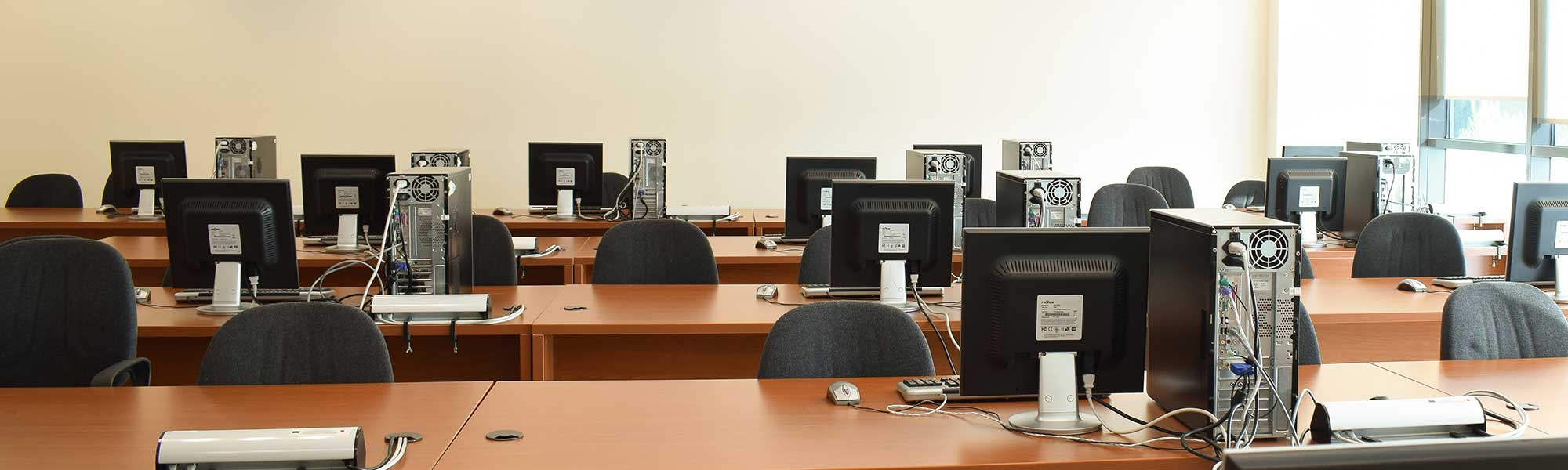 Facilities at ICT