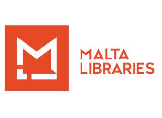 Malta Libraries logo