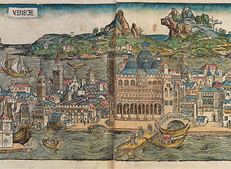 Nuremberg_chronicles_-Map-of-Venice-1493