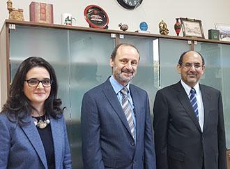 Ambassador of Pakistan at UM
