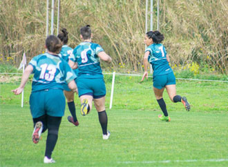 Wolves Rugby Match University of Malta
