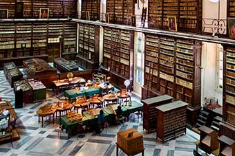 National Library - Malta