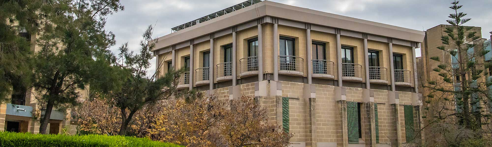 Administration Building, Msida Campus