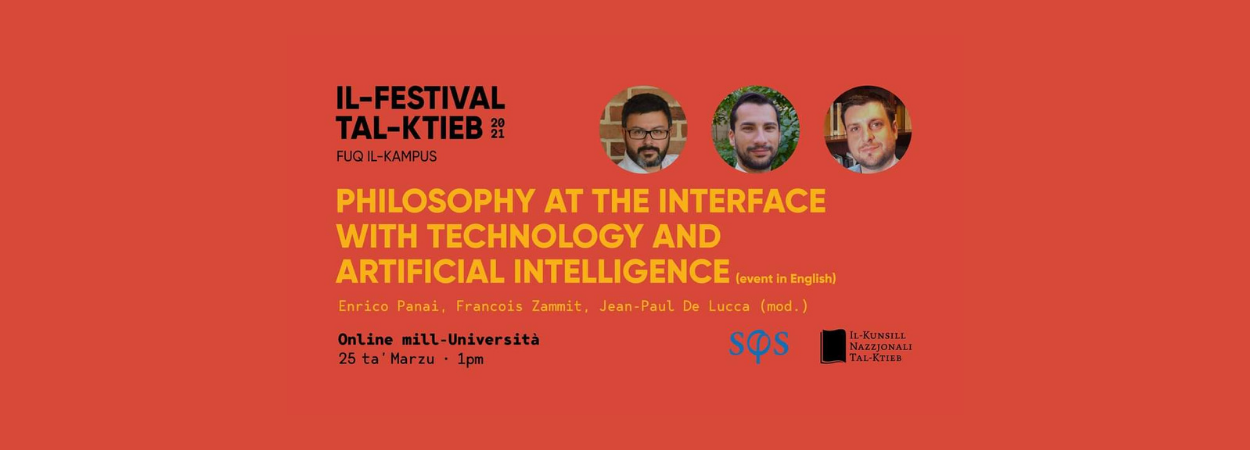 Philosophy at the Interface with Technology and AI