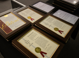 patents certificates