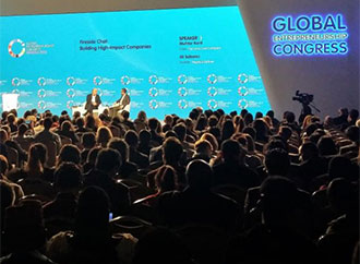 The Global Entrepreneurship Congress in session