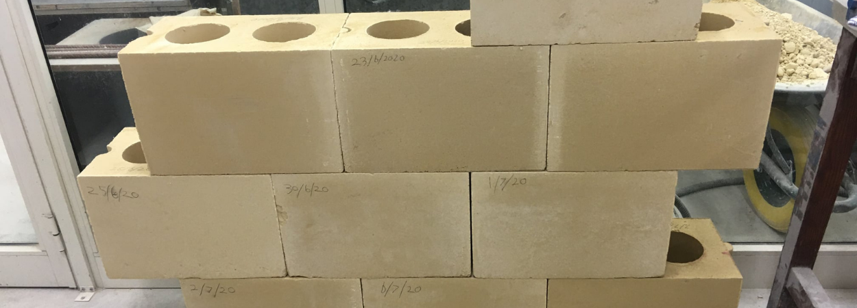 recycled limestone
