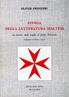 Book by Oliver Friggieri
