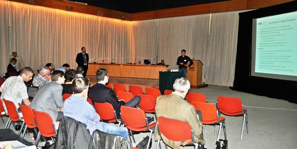 The 2012 European Modelling Symposium