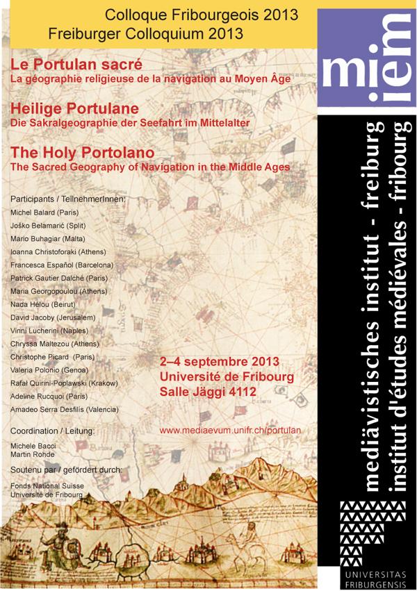 Fribourg Colloquium 2013