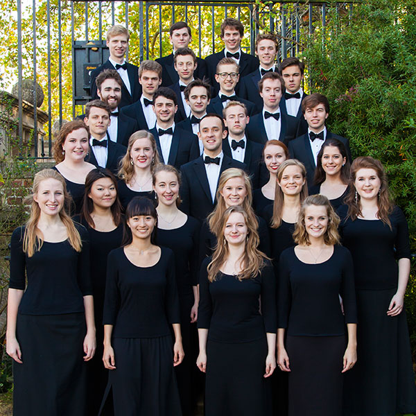 Claire College Choir