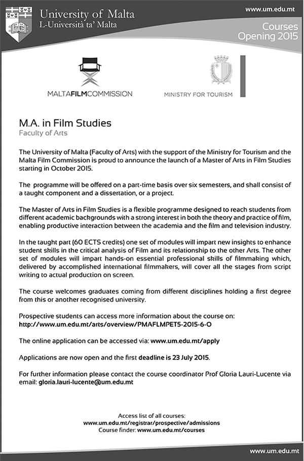 film studies thesis proposal Funding opportunities and/or completion of projects attached to their graduate course of studies or mfa thesis all applicants must be film studies majors.