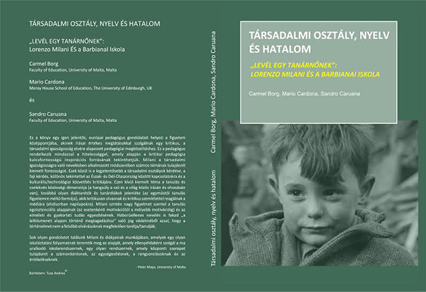 Hungarian Version of 'Social Class, Language and Power'