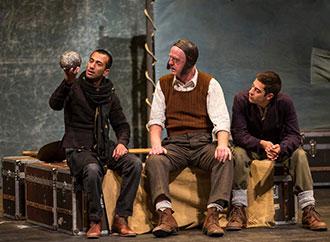 Shakespeare's Globe in Malta