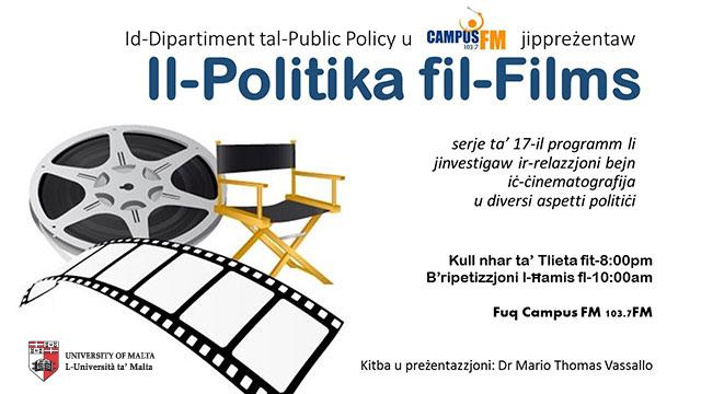Il-Politika fil-films