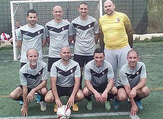 UoM 5-a-side team